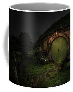 Hobbiton At Night #1 Coffee Mug