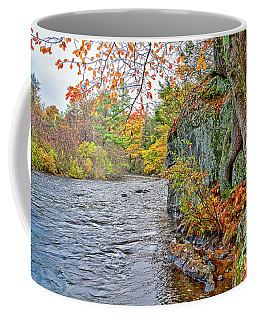 Hogback Dam Pool Coffee Mug
