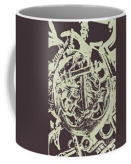 Holding Helm Coffee Mug