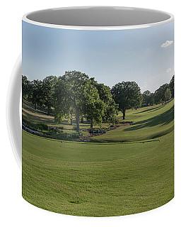 Hole #18 Coffee Mug