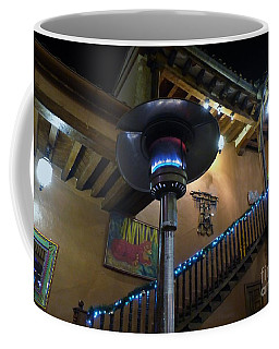Coffee Mug featuring the photograph Holiday Dining In Patzcuaro by Rosanne Licciardi