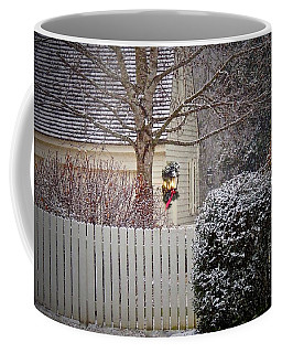 Holiday Lantern Coffee Mug