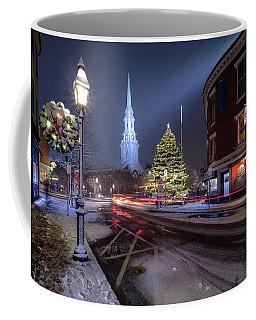 Holiday Magic, Market Square Coffee Mug