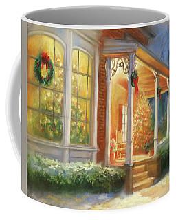 Holiday Welcome Coffee Mug