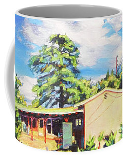 Home In The Valley Coffee Mug
