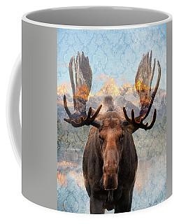 Hometown Moose Coffee Mug