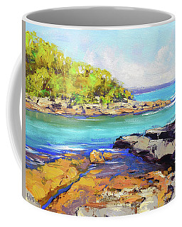 Honey Moon Bay Nsw Coffee Mug