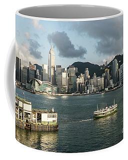 Hong Kong Star Coffee Mug