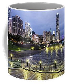 Hong Kong Twilight Coffee Mug