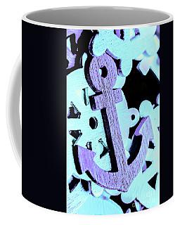 Hooked On Sea Travel Coffee Mug