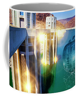 Hoover Intake Facility Coffee Mug