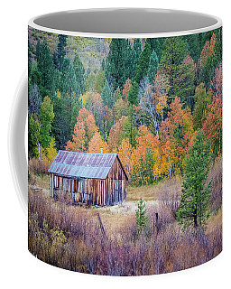 Hope Valley Cabin Coffee Mug