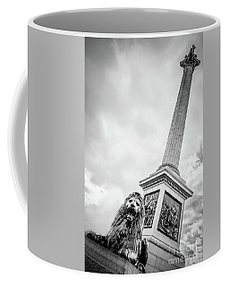Horatio And The Lion Coffee Mug