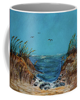 Horse Neck Coffee Mug