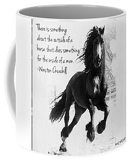 Horse's Profound Spirit  Coffee Mug