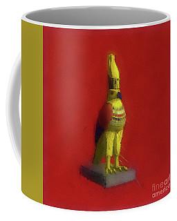 Horus, God Of Ancient Egypt Coffee Mug