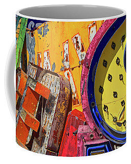 Coffee Mug featuring the photograph Hot Mess by Skip Hunt