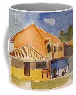 House Across The Way Coffee Mug