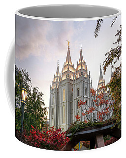 Coffee Mug featuring the photograph House Of The Lord by Dustin  LeFevre