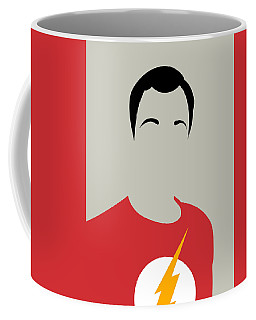 Sheldon Portrait Coffee Mug