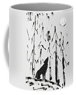 Howl #2 Coffee Mug
