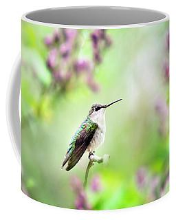 Hummingbird Charm Coffee Mug