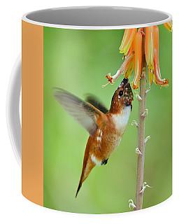 Hungry Hummer Coffee Mug