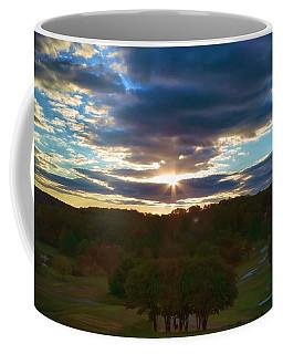 Hunt Valley Sunset Coffee Mug
