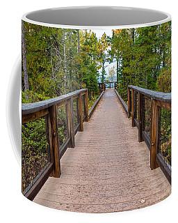 Hunter's Point At Copper Harbor Coffee Mug