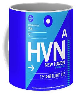 Hvn New Haven Luggage Tag II Coffee Mug