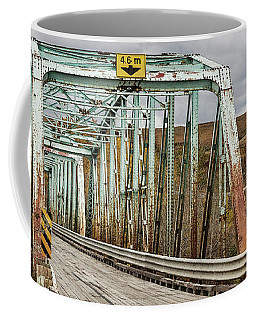 Hwy 552 Bridge Coffee Mug