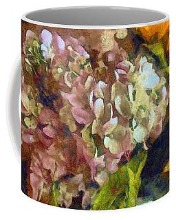 Hydrangea Love Coffee Mug