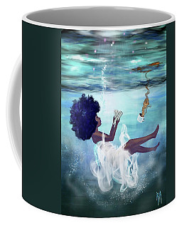 I Aint Drowning Coffee Mug