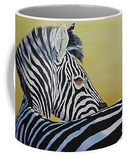 I Caught You Looking At Me Coffee Mug