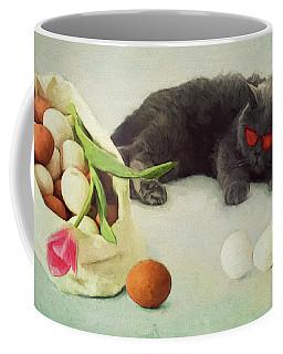 I Do Not Like Eggs Coffee Mug