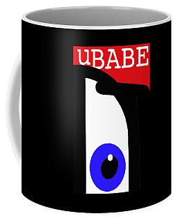 I See Ubabe Coffee Mug