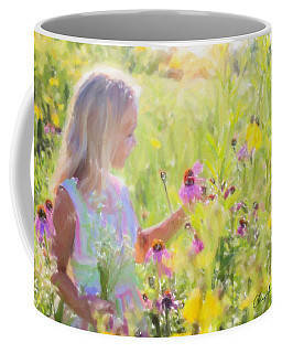I Would Pick More Daisies ... Coffee Mug