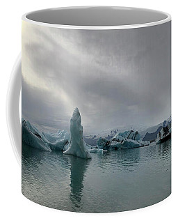 Ice Lagoon Coffee Mug