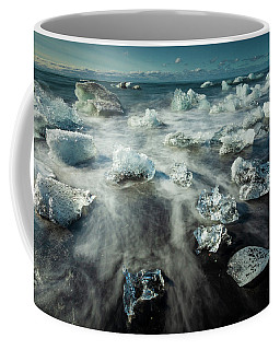 Iceberg Beach Coffee Mug