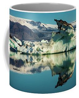 Iceberg, Jokulsarlon Coffee Mug