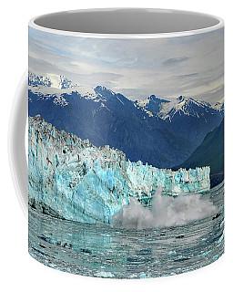 Iceberg Splash Hubbard Glacier Coffee Mug
