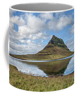 Iceland Mountain Coffee Mug