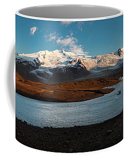 Iceland Panorama Coffee Mug