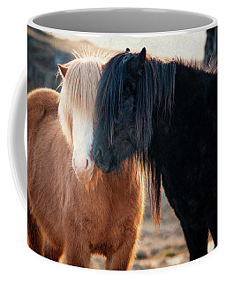 Icelandic Horse Love Coffee Mug