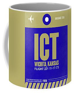 Ict Wichita Luggage Tag II Coffee Mug