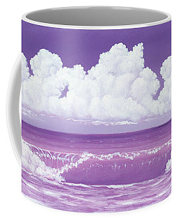 If The Sky Was Purple Coffee Mug