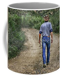 I'm Goin' Fishin Coffee Mug