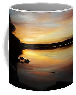 I'm In A Golden State Of Mind Coffee Mug