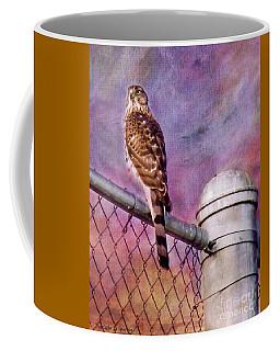 I'm Keeping My Eyes On You Coffee Mug