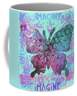 Imagine Butterfly 2 Coffee Mug